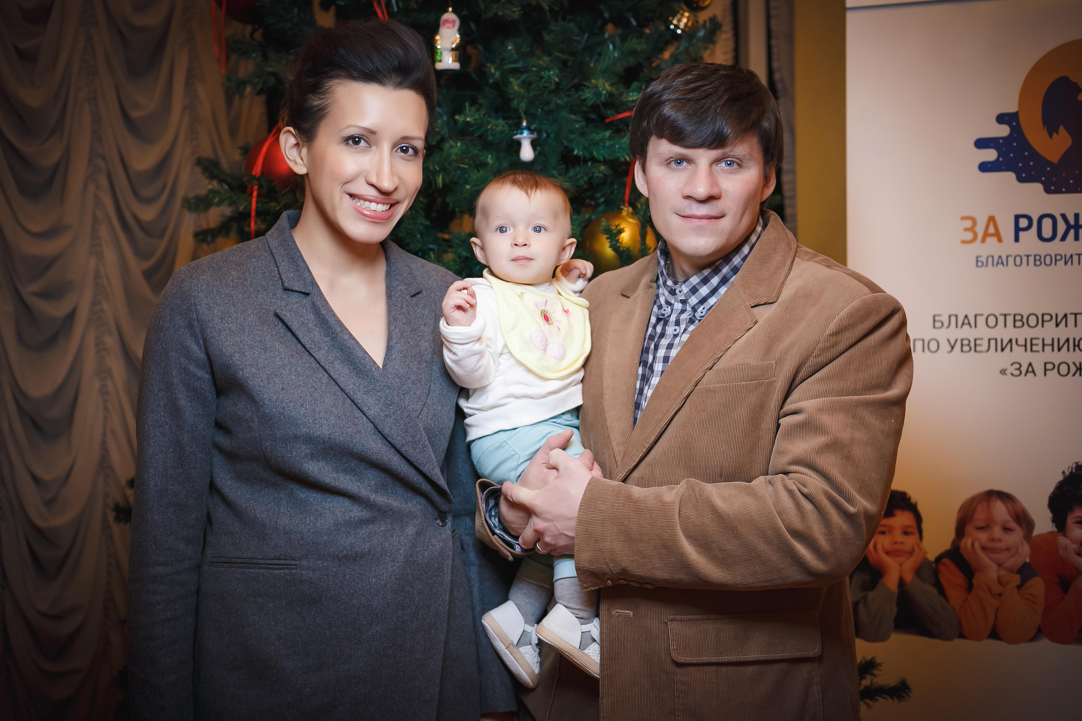 Лена борщева с детьми фото